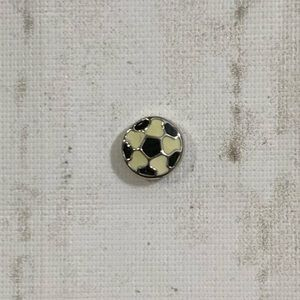 🌟5 for $15🌟 Origami Owl SOCCER ball Locket Charm